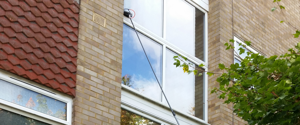 Communal Area Window Cleaning